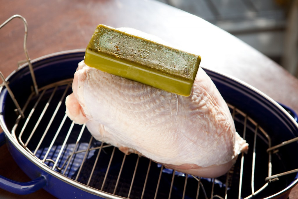 Turkey-With-Cannabis- Butter