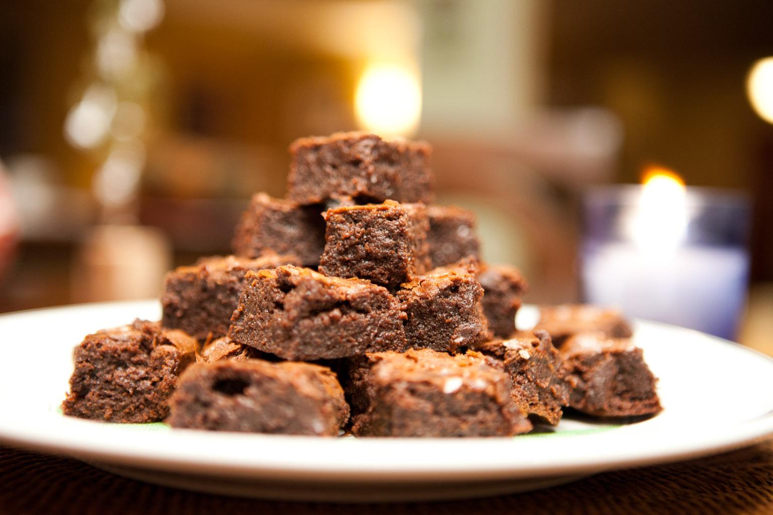 Cannabis-Cocoa-Brownies