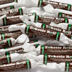 Tokesie Roll™ THC Infused Chocolate Taffy